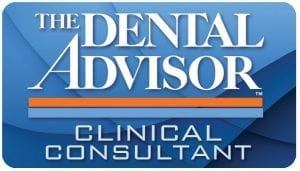 Dr. Charles Huang is Dental Advisor's Clinical Consultant