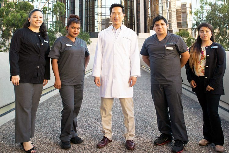 new-la-dental-office-staff